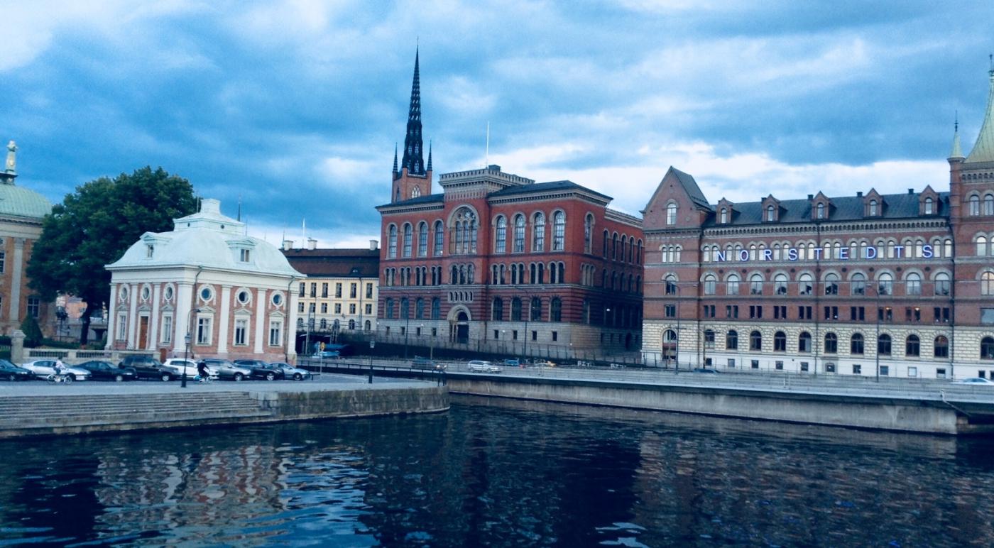 《摄影》老城旧影-斯德哥尔摩_图1-2