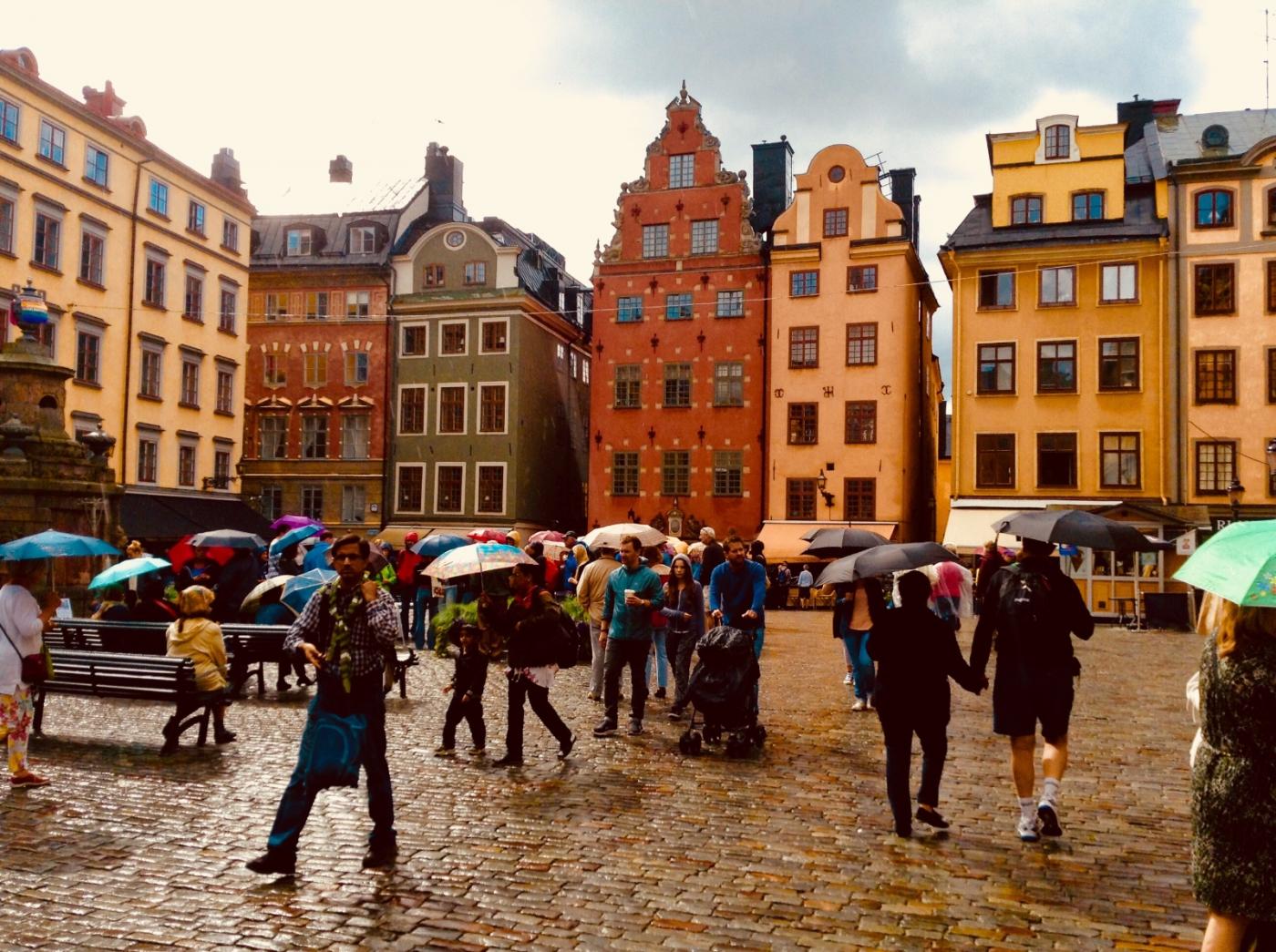 《摄影》老城旧影-斯德哥尔摩_图1-3