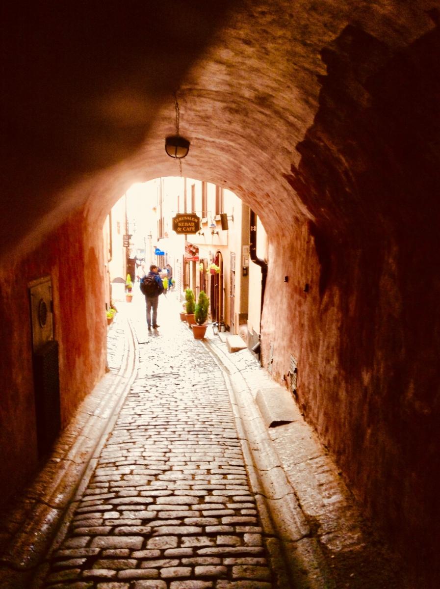 《摄影》老城旧影-斯德哥尔摩_图1-4