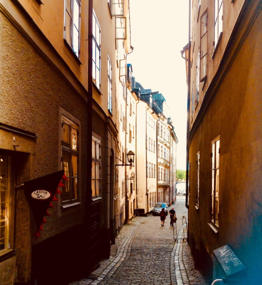 《摄影》老城旧影-斯德哥尔摩_图1-6