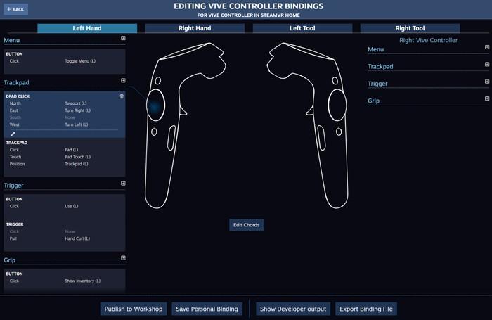 V社推出SteamVR输入系统 大大增强设备兼容性_图1-1