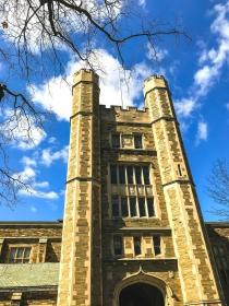 普林斯顿大学,校园建筑不一般