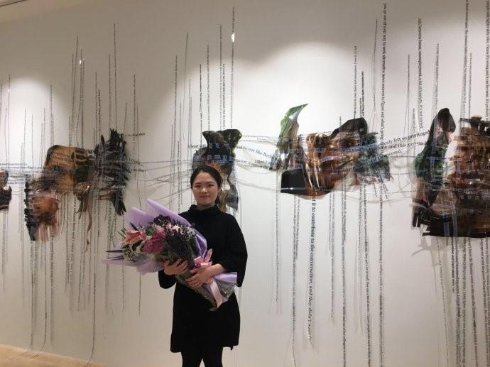 """高娓娓:邂逅艺术家吕皎和她的""""Moments of Encounter""""_图1-1"""