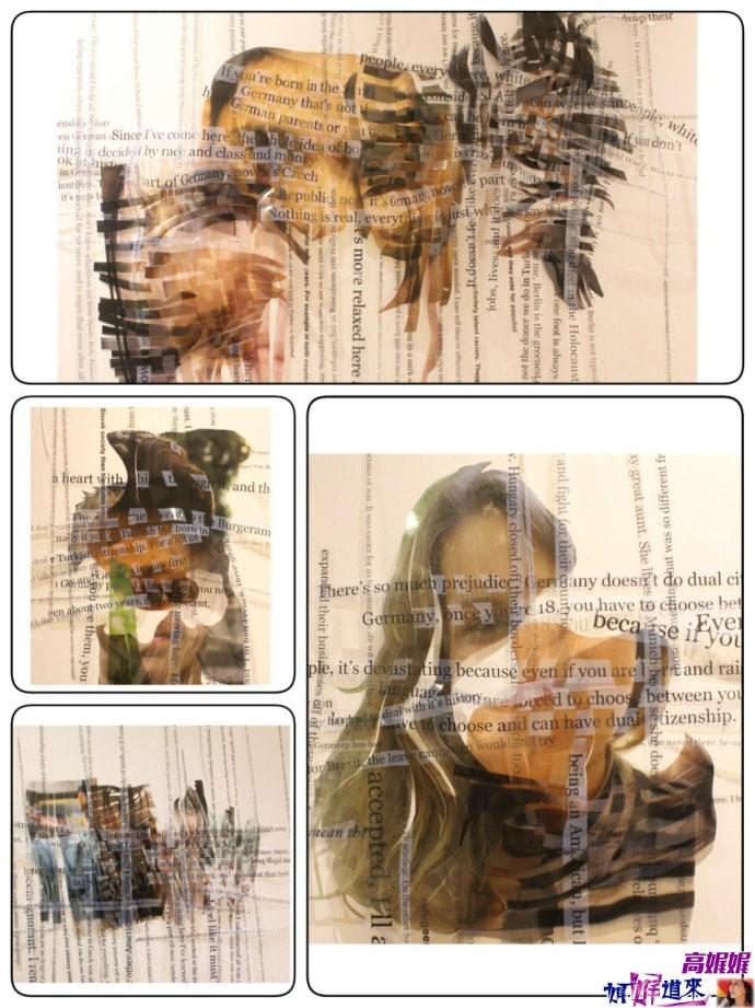 """高娓娓:邂逅艺术家吕皎和她的""""Moments of Encounter""""_图1-7"""