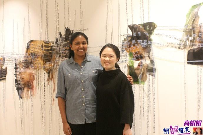 """高娓娓:邂逅艺术家吕皎和她的""""Moments of Encounter""""_图1-8"""