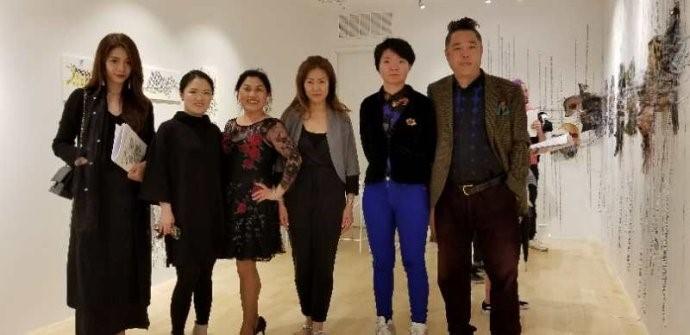 """高娓娓:邂逅艺术家吕皎和她的""""Moments of Encounter""""_图1-9"""