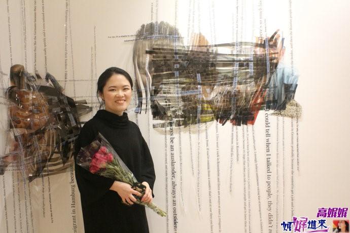 """高娓娓:邂逅艺术家吕皎和她的""""Moments of Encounter""""_图1-10"""