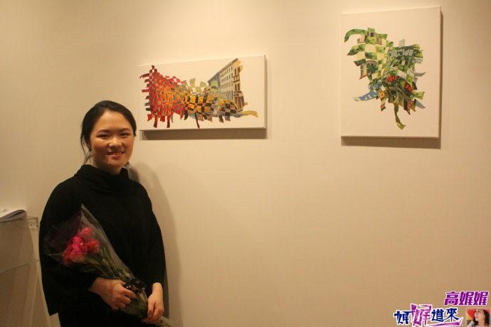 """高娓娓:邂逅艺术家吕皎和她的""""Moments of Encounter""""_图1-11"""