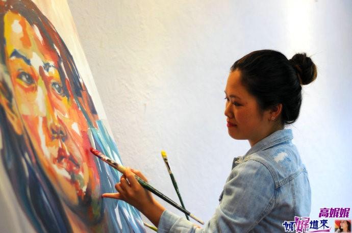 """高娓娓:邂逅艺术家吕皎和她的""""Moments of Encounter""""_图1-12"""