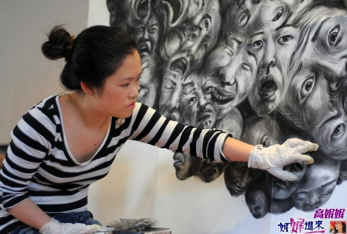 """高娓娓:邂逅艺术家吕皎和她的""""Moments of Encounter""""_图1-13"""