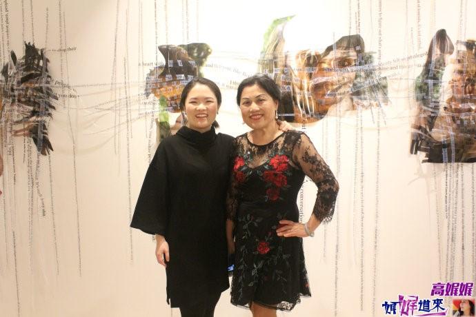 """高娓娓:邂逅艺术家吕皎和她的""""Moments of Encounter""""_图1-15"""