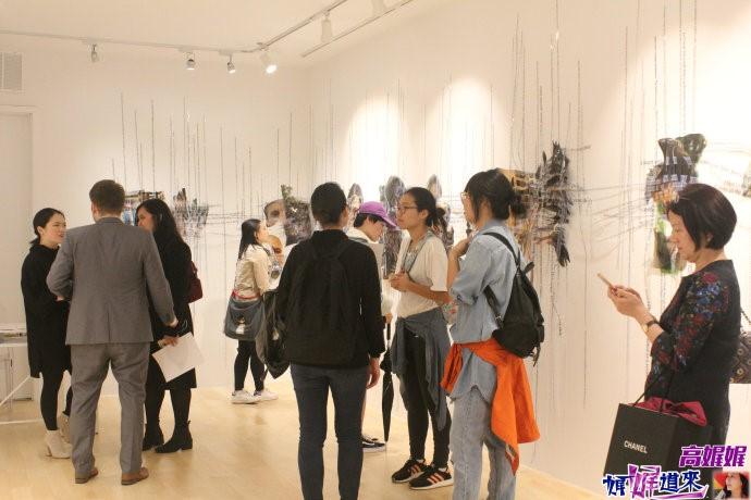 """高娓娓:邂逅艺术家吕皎和她的""""Moments of Encounter""""_图1-16"""