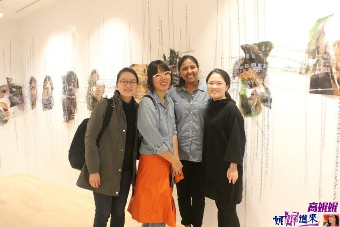 """高娓娓:邂逅艺术家吕皎和她的""""Moments of Encounter""""_图1-17"""