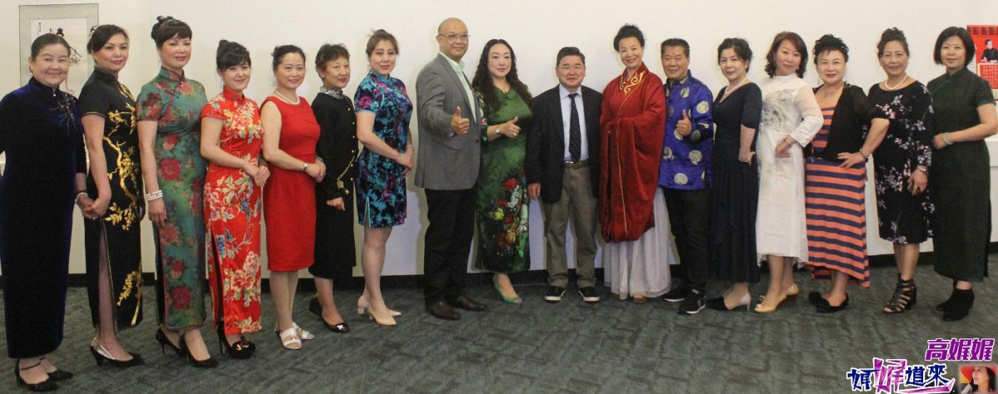 高娓娓:将中国传统文化带到纽约——艺术家赵美红、杨永峰作品宣传会隆重举行 ... ... ..._图1-11