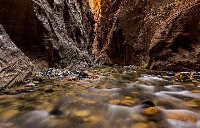 拍攝維京河窄谷_圖1-11