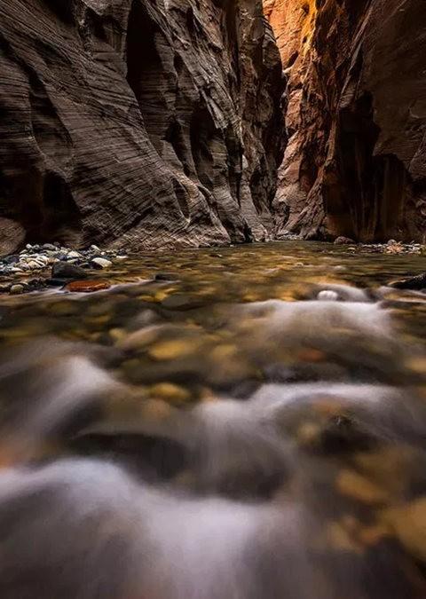 拍攝維京河窄谷_圖1-12