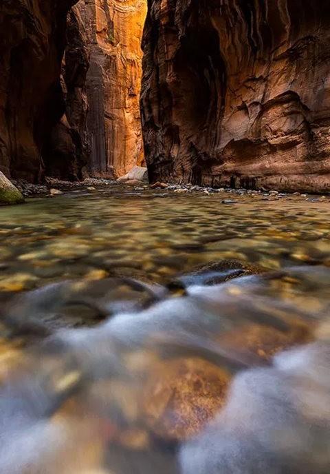拍攝維京河窄谷_圖1-14