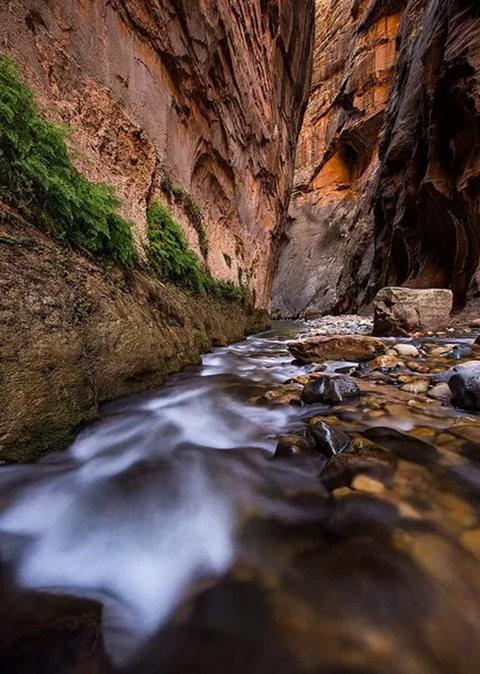 拍攝維京河窄谷_圖1-17