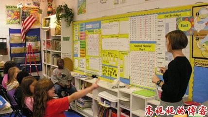 高娓娓:带着孩子去美国上中文幼儿园_图1-1
