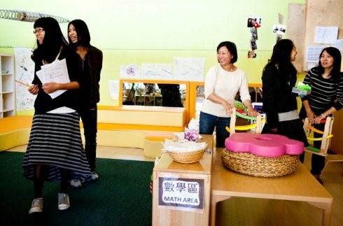 高娓娓:带着孩子去美国上中文幼儿园_图1-5