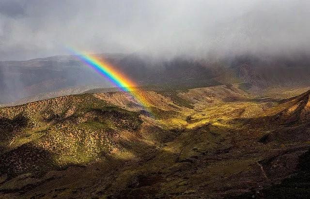 瀑布与彩虹_图1-1