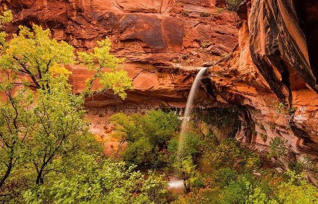 瀑布与彩虹_图1-7