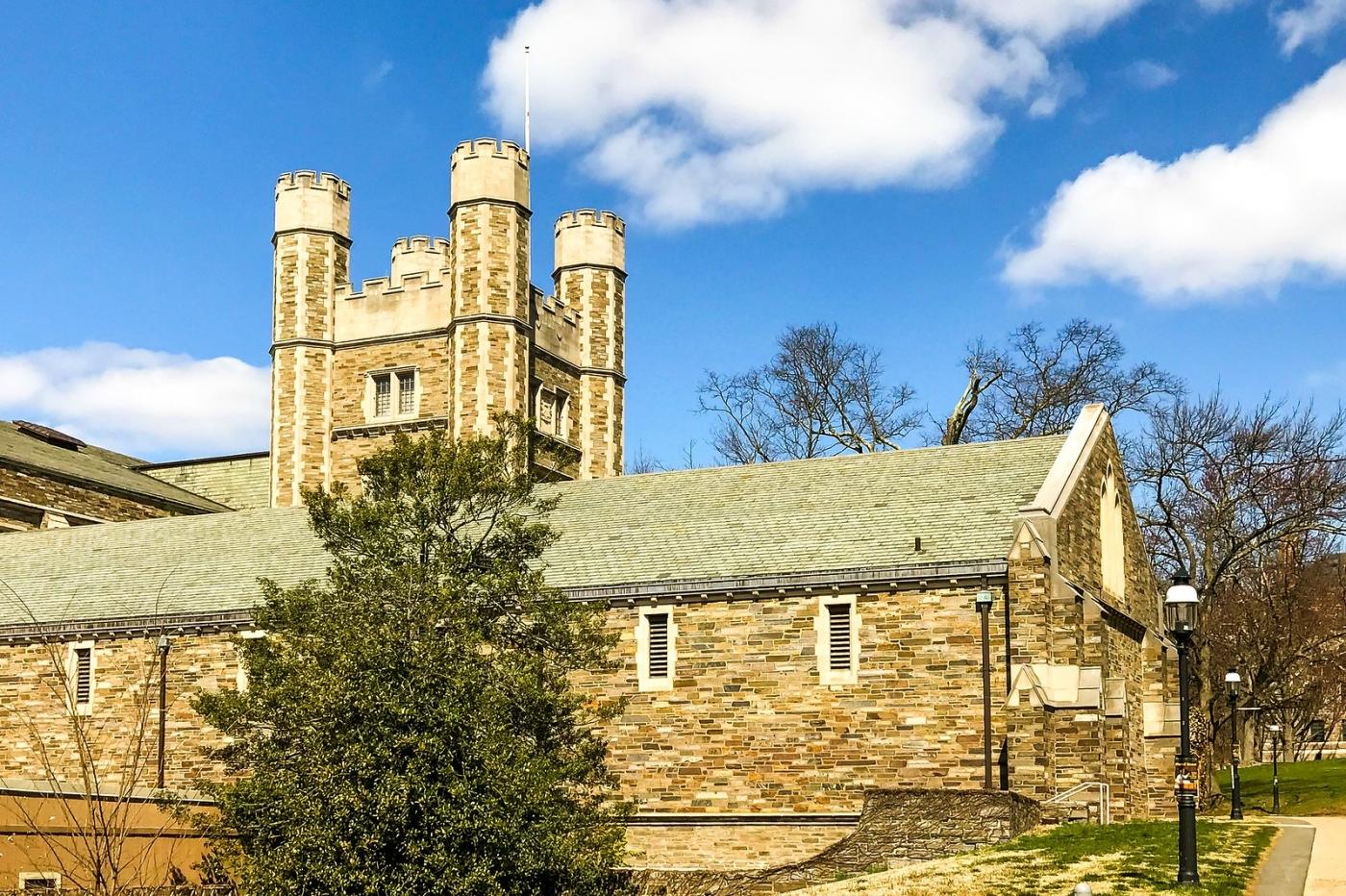 普林斯顿大学,它就是标志性建筑_图1-9