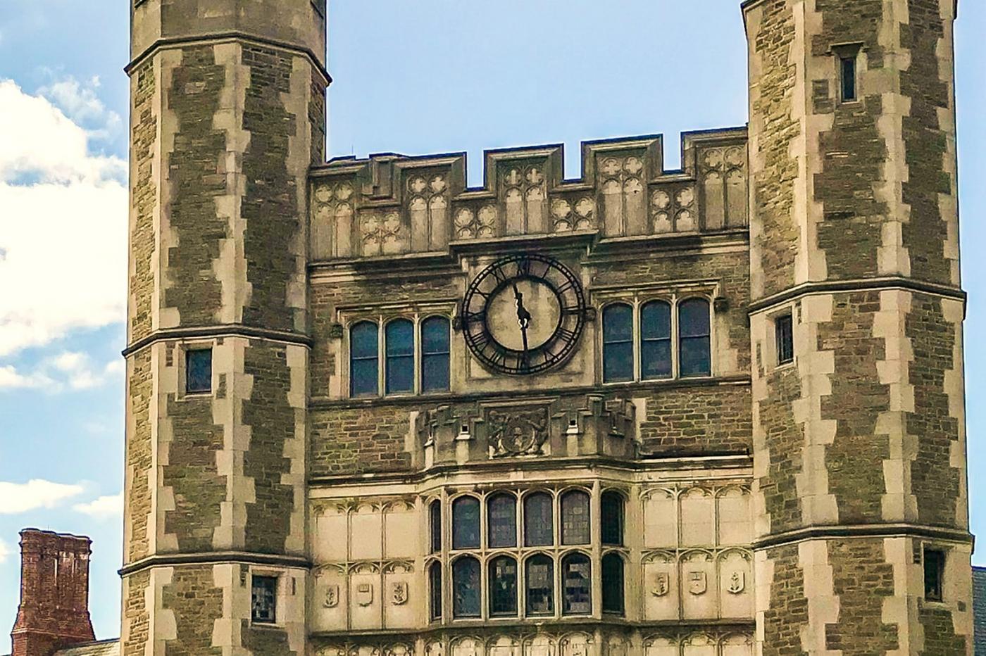 普林斯顿大学,它就是标志性建筑_图1-10