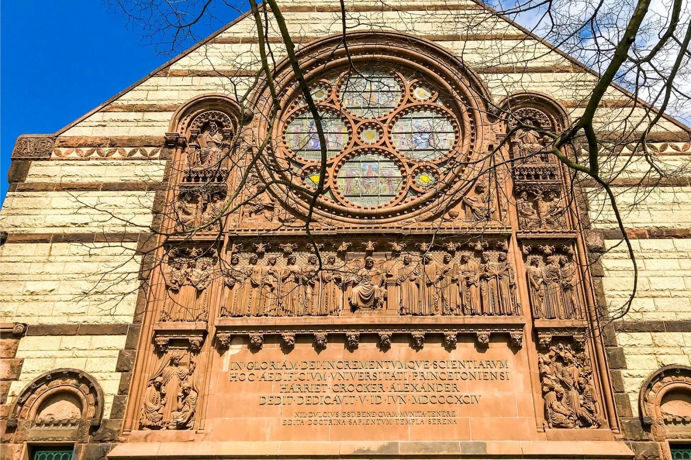 普林斯顿大学,它就是标志性建筑_图1-8