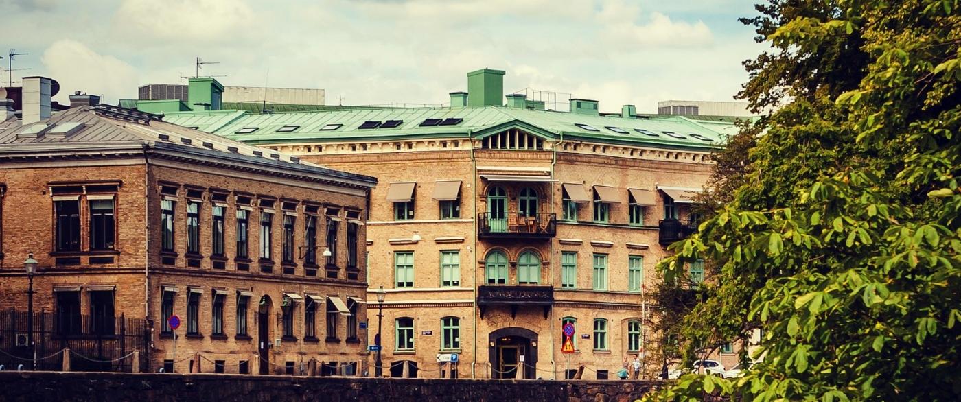 瑞典哥德堡,浏览城市建筑_图1-10