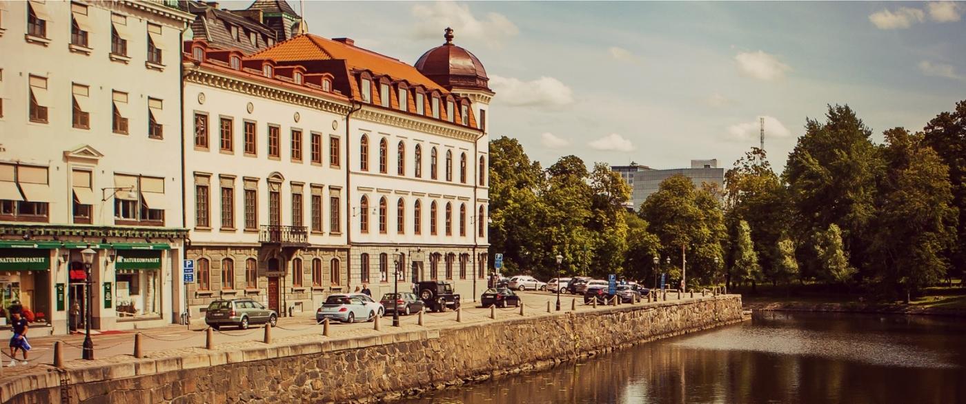 瑞典哥德堡,浏览城市建筑_图1-8