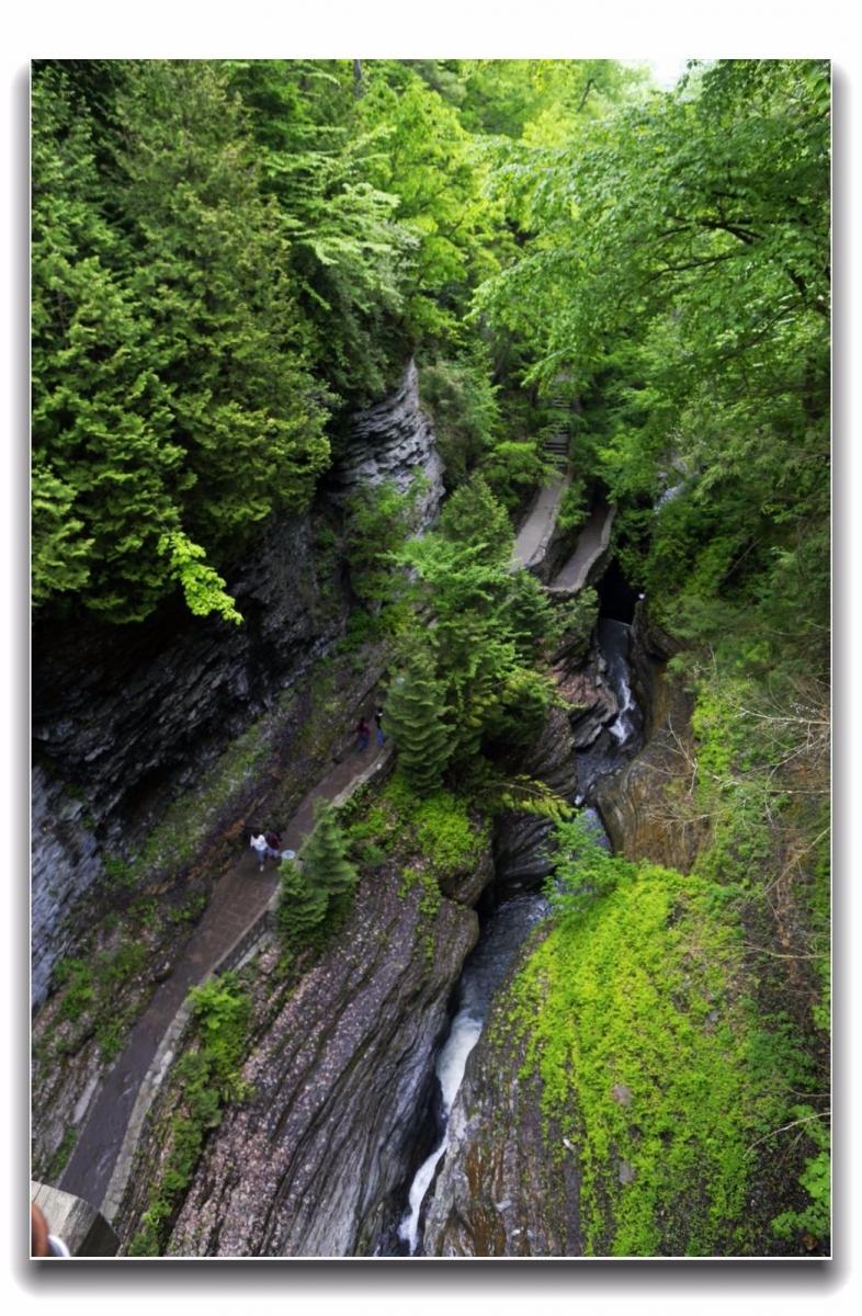沃特金斯峡谷州立公园近影_图1-7