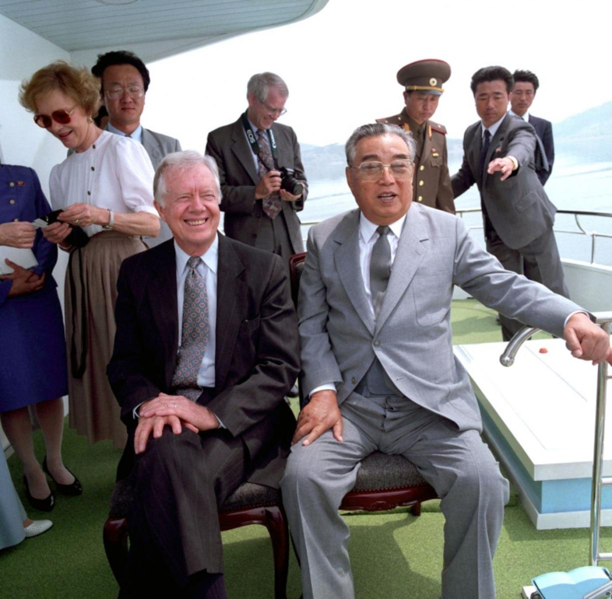从图片看6月12日的新加坡川金会谈_图1-3