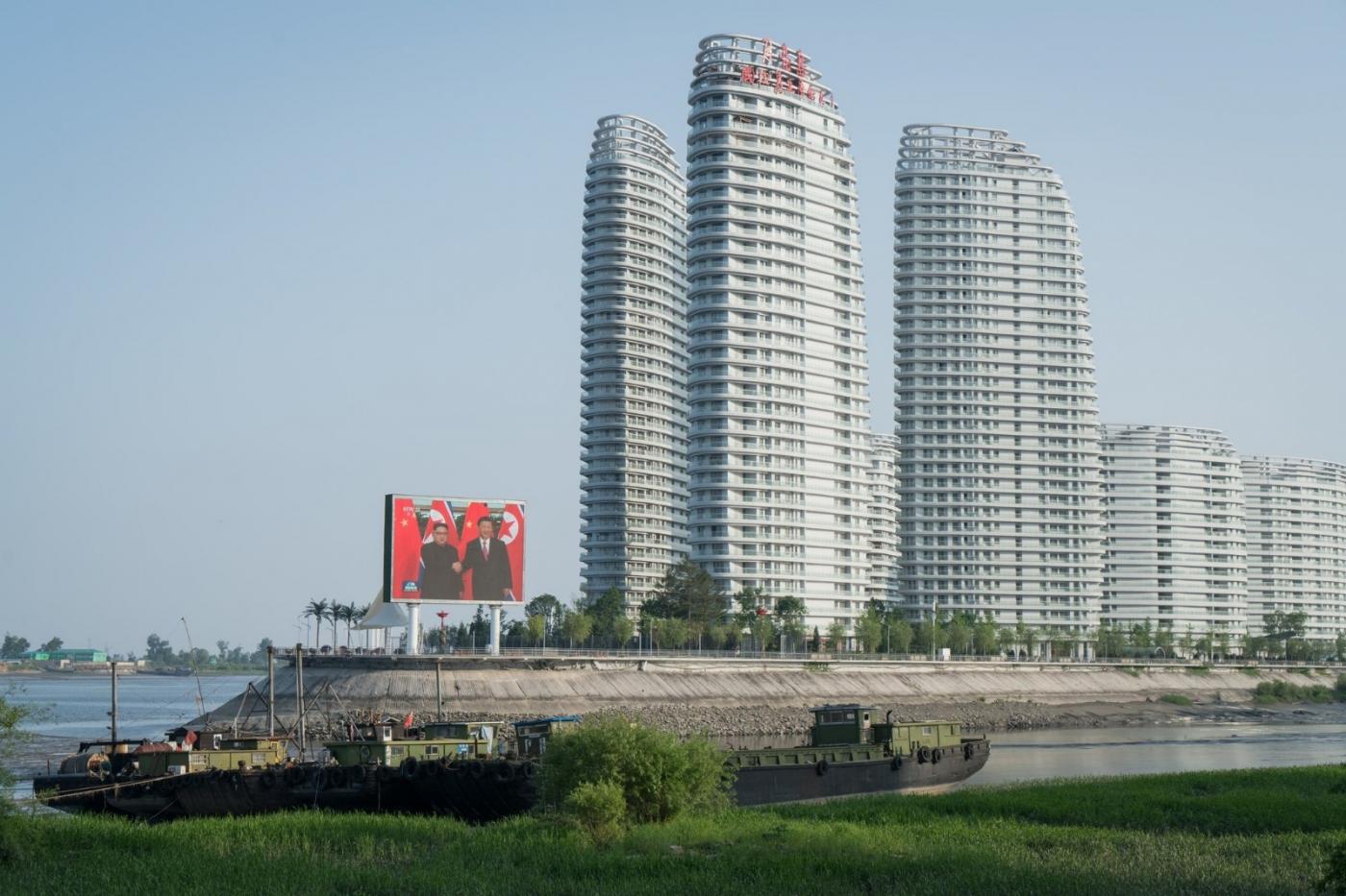 从图片看6月12日的新加坡川金会谈_图1-11