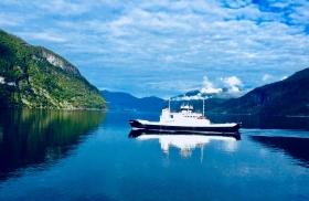 《摄影》挪威盖郎厄尔峡湾