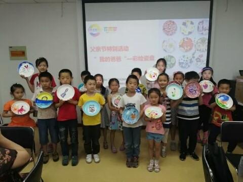 瓷盘彩色绘画_图1-10