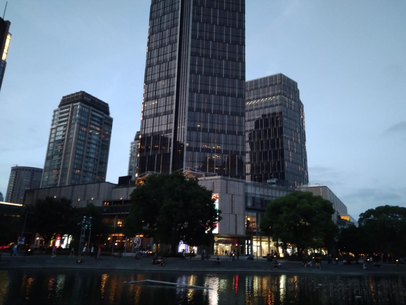上海太平湖:三弹映月_图1-2