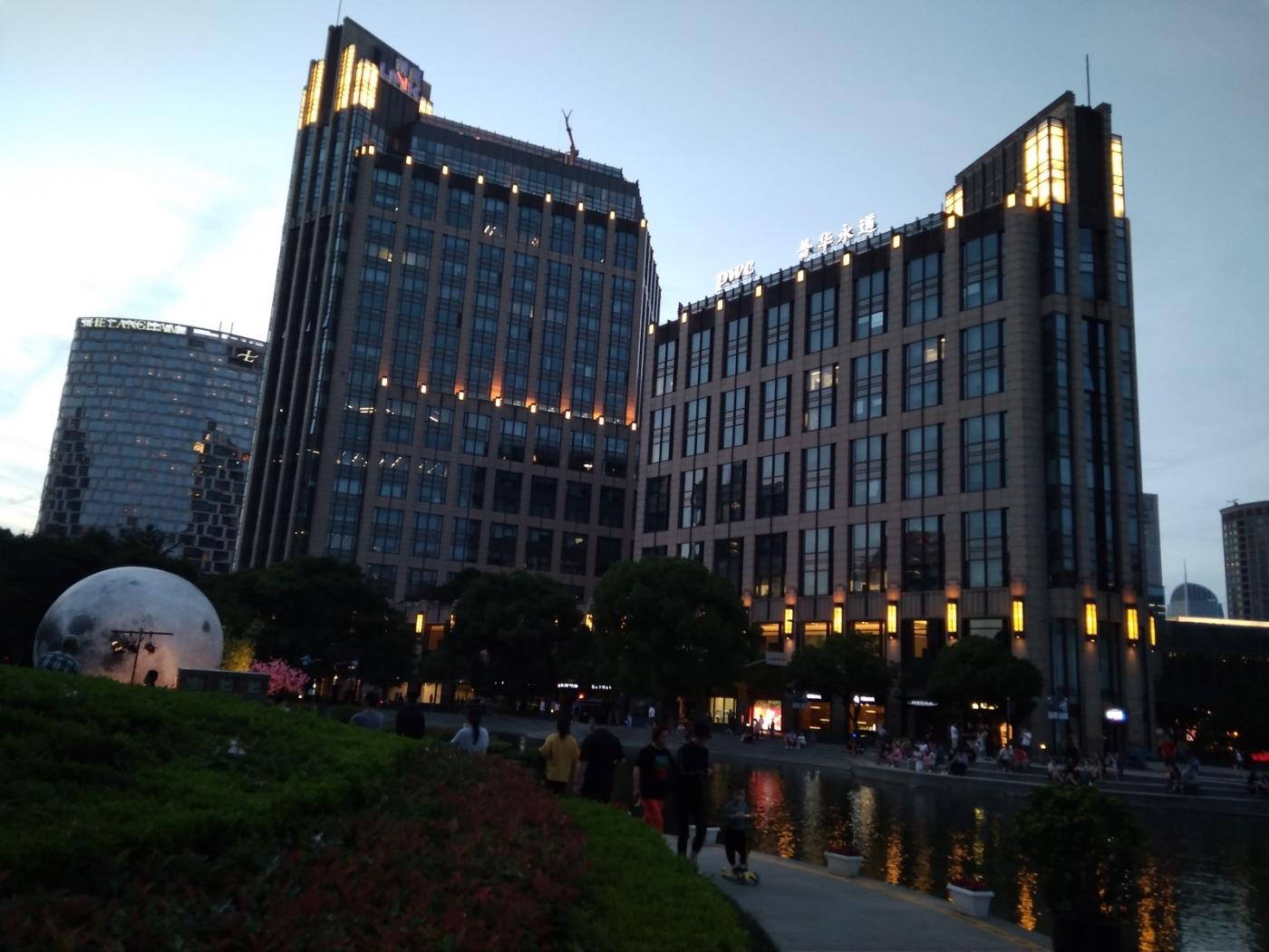 上海太平湖:三弹映月_图1-5