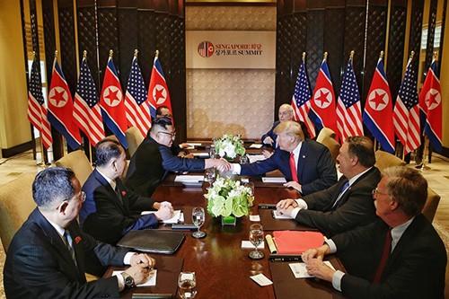 朝鲜今后要在中美间灵活取利_图1-2