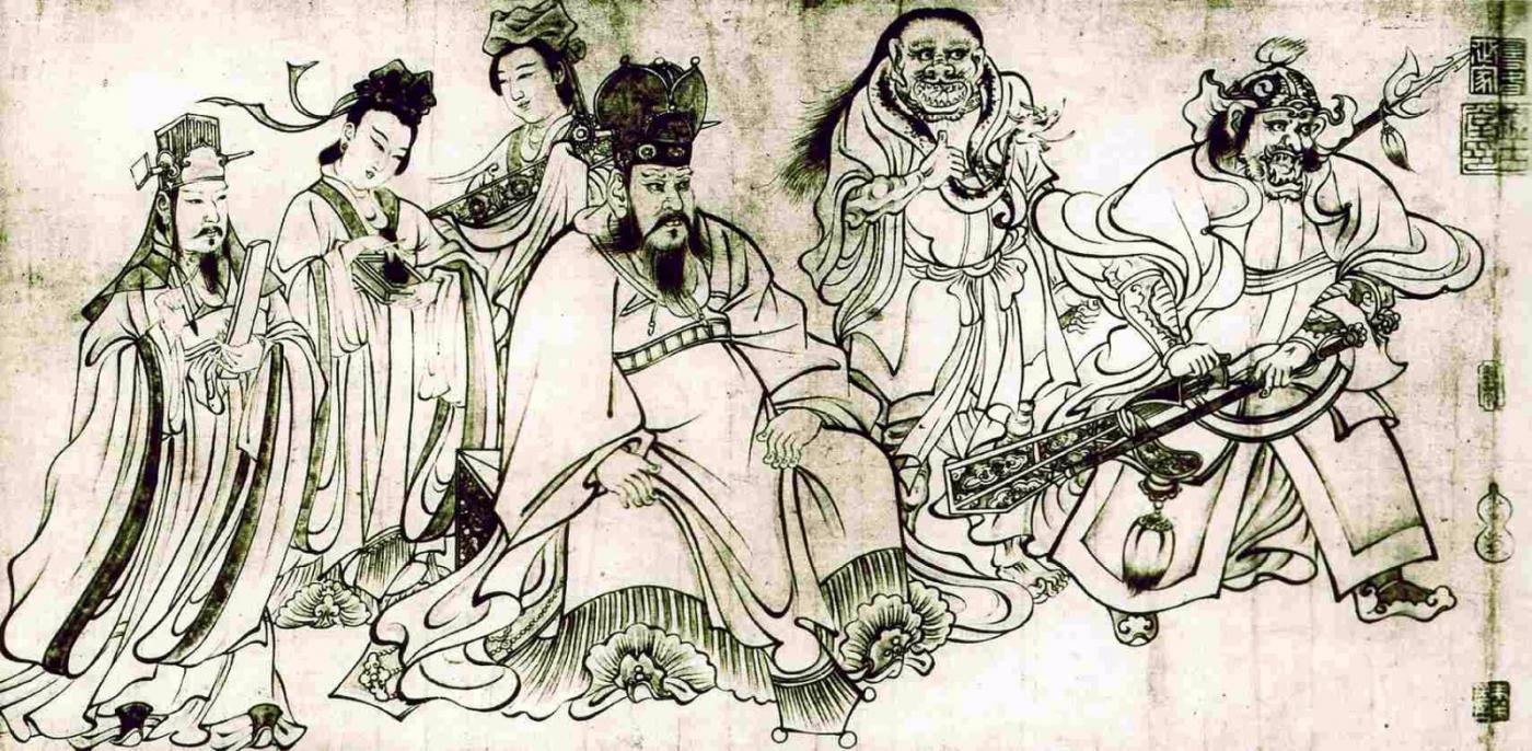 """艺术批评:现在有些""""中国画""""不是中国画_图1-1"""