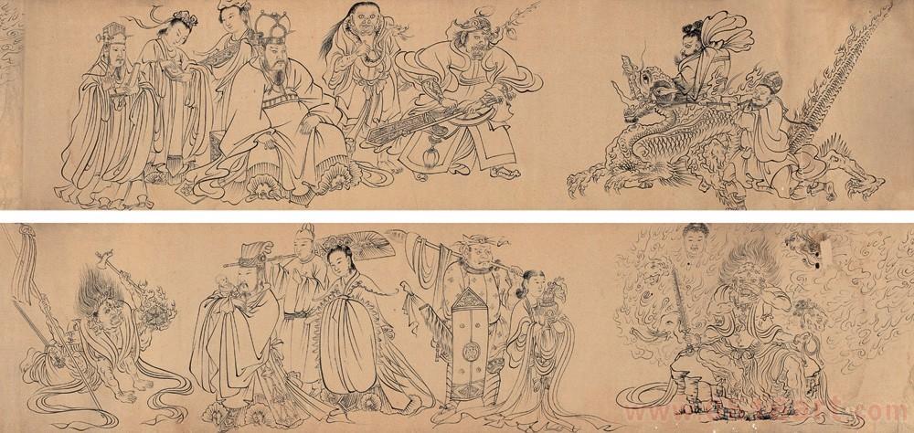 """艺术批评:现在有些""""中国画""""不是中国画_图1-2"""