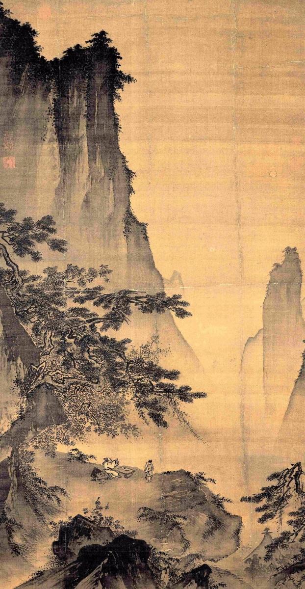 """艺术批评:现在有些""""中国画""""不是中国画_图1-4"""