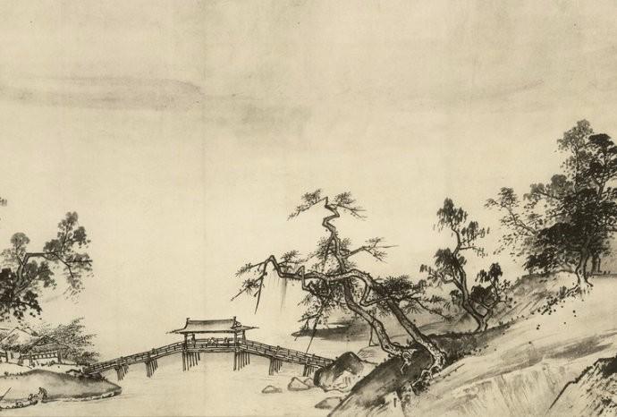 """艺术批评:现在有些""""中国画""""不是中国画_图1-6"""