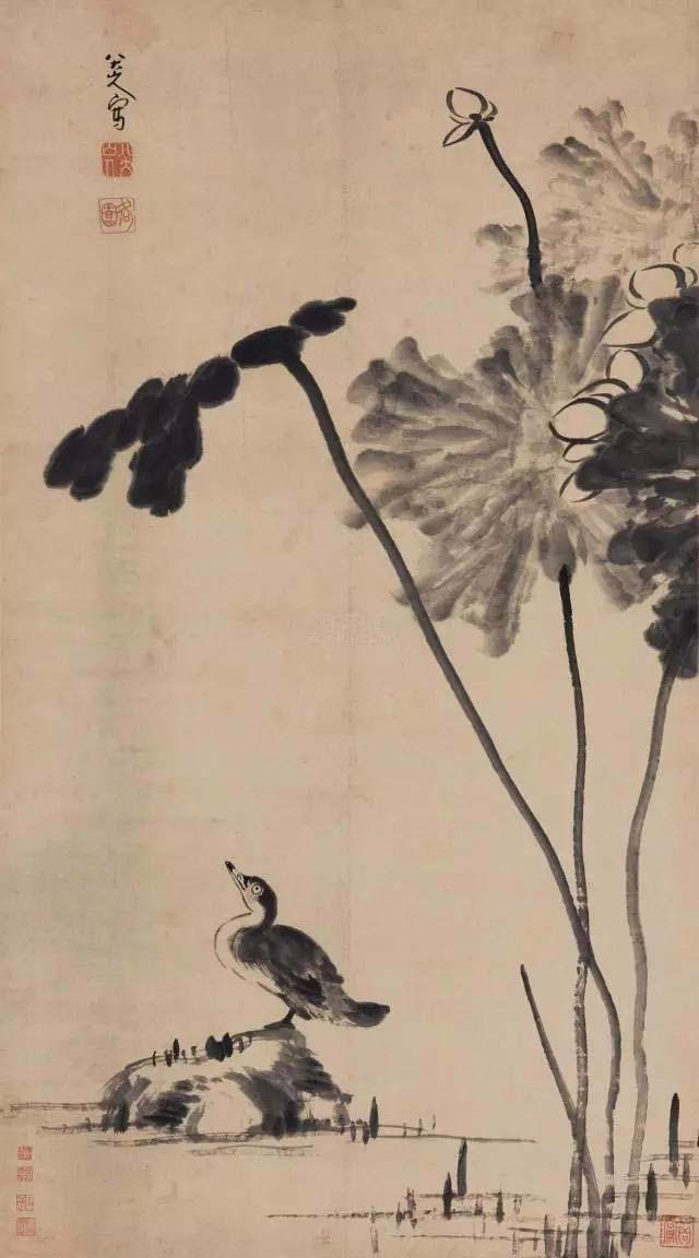 """艺术批评:现在有些""""中国画""""不是中国画_图1-12"""