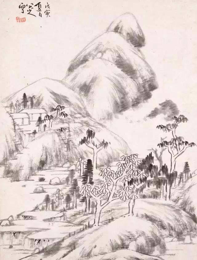 """艺术批评:现在有些""""中国画""""不是中国画_图1-14"""