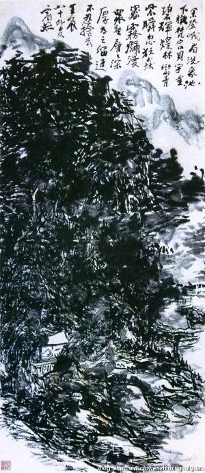 """艺术批评:现在有些""""中国画""""不是中国画_图1-16"""