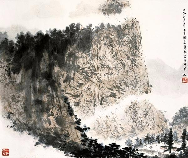 """艺术批评:现在有些""""中国画""""不是中国画_图1-21"""