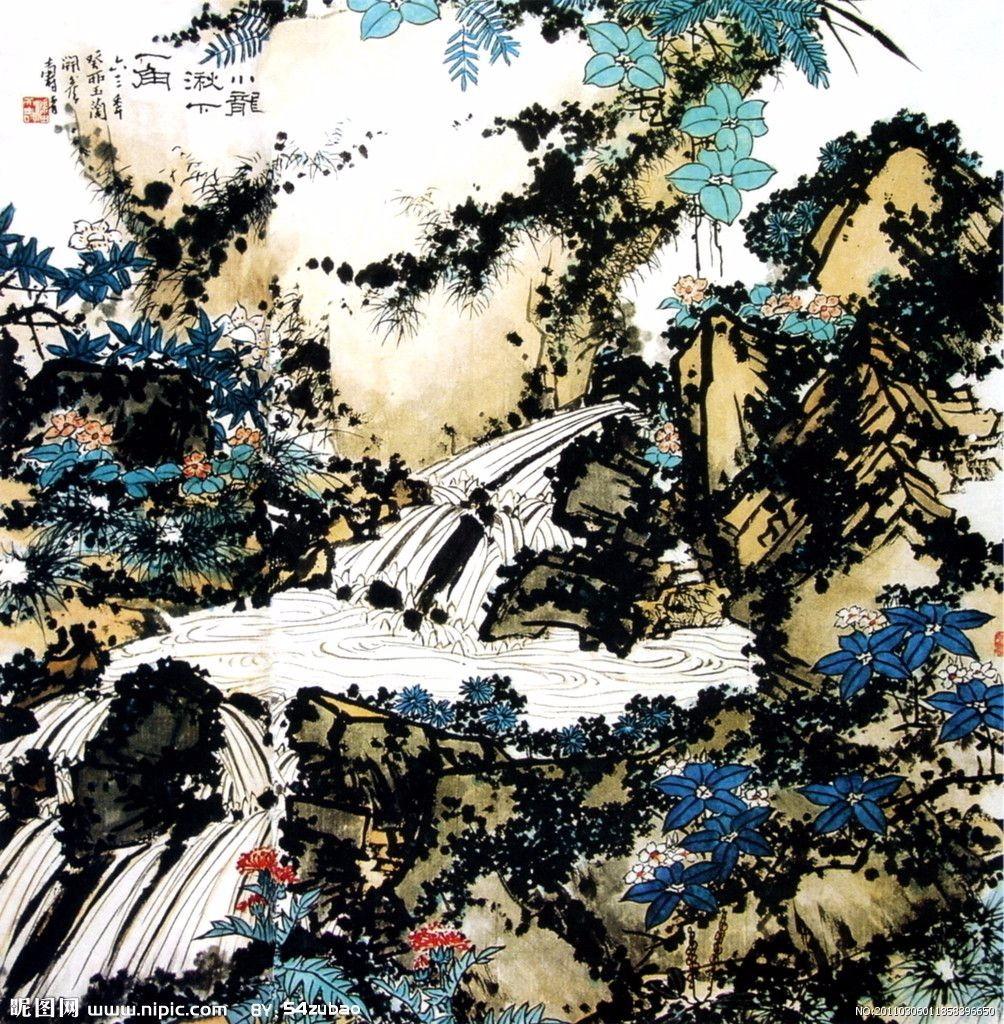 """艺术批评:现在有些""""中国画""""不是中国画_图1-22"""