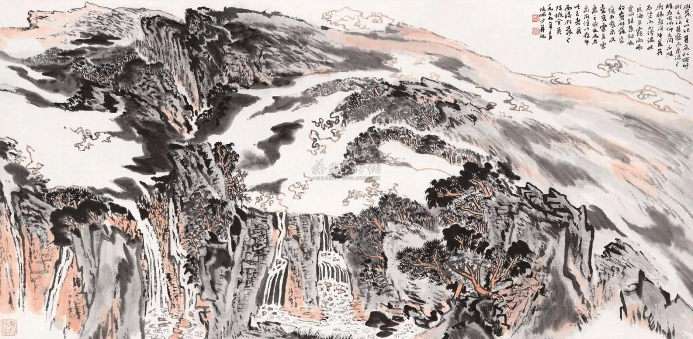 """艺术批评:现在有些""""中国画""""不是中国画_图1-27"""