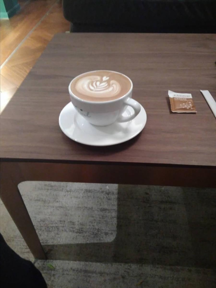 思南书局:喝一杯拿铁咖啡_图1-2